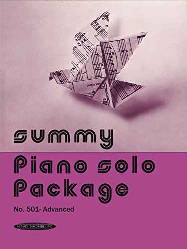 Summy Solo Piano Package, No. 501: For Advanced Piano (Ser. ; No. 501) (English Edition) Sers Amp