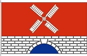 Flagge Fahne Kleinflagge Klein Barkau - 40 x 60cm