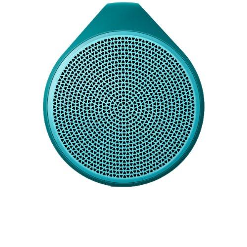 Logitech X100 Mobile Lautsprecher (Bluetooth, micro-USB Ladekabel) grün - 2