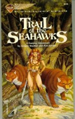 Trail of the Seahawks (Windwalker Book)