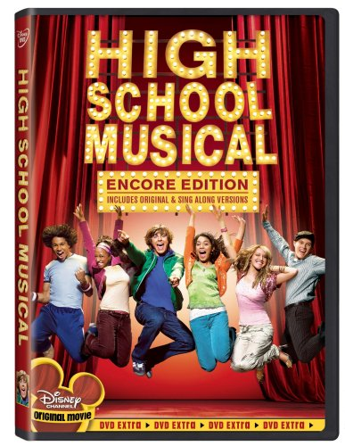 High School Musical [Encore Edition] [DVD] [2006]