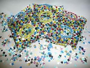 amscan-6521-Bolsita de Confeti Papel-Modelo Aleatorio