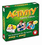 Die besten Spiele für Familien - Piatnik 9001890605079 - Activity Family Classic Brettspiel Bewertungen