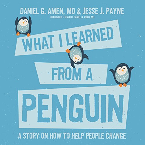 What I Learned From a Penguin  Audiolibri
