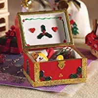 The Dolls House Emporium Chest of Christmas Treats