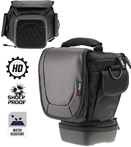 Navitech Teleskop Kamera DSLR SLR Fall Abdeckung Tasche für die Canon PowerShot SX60 HS