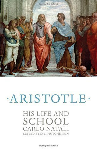 Aristotle: His Life and School by Carlo Natali (2013-08-25)