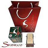 Skineco Ziegenmilchseife Geschenk Set Weihnachten (4 x 90 g)