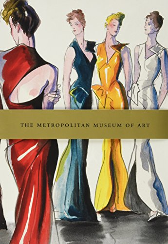 Victoria and Albert Museum The Metropolitan Museum of Art Charles James Notebook, 6 x 8 (01139) by Victoria & Albert Museum -
