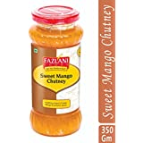 Ready To Eat Sweet Mango Chutney By Fazlani Foods, 350 GMS