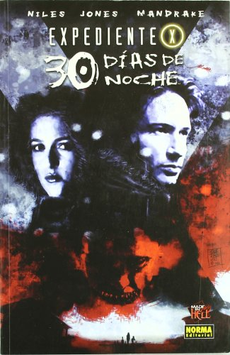 Expediente X 30 días de noche/30 Days of Night