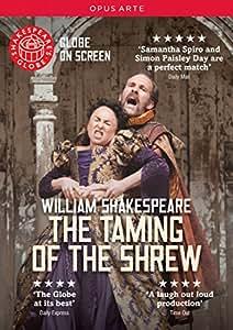 Shakespeare: The Taming Of The Shrew [Samantha Spiro, Simon Paisley Day] [Globe on Screen] [DVD] [2013] [NTSC]