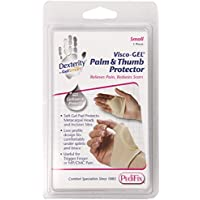 Pedifix Hammerzeh visco-gel Palm und Daumen Displayschutzfolie preisvergleich bei billige-tabletten.eu