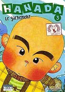Hanada le Garnement Edition simple Tome 3