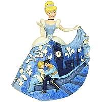 Department 56 Disney Traditions by Jim Shore Cinderella 65th Anniversary Figurine, 7.25