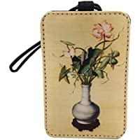 Koala Superstore Handcrafted Gift Etiquetas para el Viaje Chinese Style Luggage Label Creative Luggage Tag