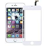 Wigento Touchscreen Displayglas Front Display Glas Weiß für Apple iPhone 6 4.7 (nicht 6S) Reparatur SET Hochwertig + Flexkabel/Touchpanel New Angebot Zubehör Aktion Günstig + Werkzeug
