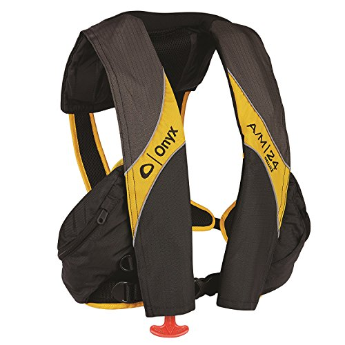 A/M-24 Deluxe Auto/Manual Life Jacket