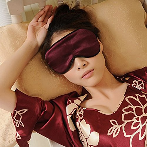 weksi-100-silk-eye-mask-eys-pillow-sleep-mask-sleep-master-with-ear-plugs-washable-wine-red