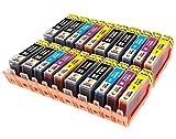 TONER EXPERTE Remplacement pour HP 364 364XL 20 Cartouches d'encre compatibles avec...