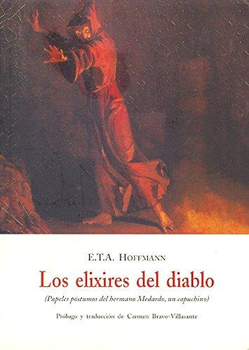 Los elixires del diablo : papeles póstumos del hermano Medardo, un capuchino