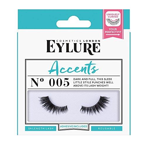 Eylure Accents Eyelashes - 005