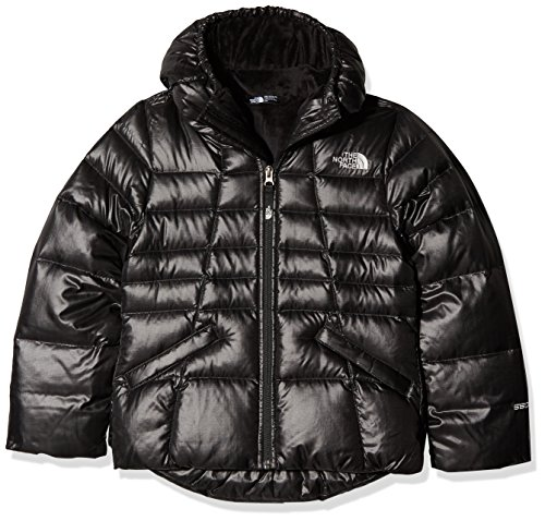 THE NORTH FACE Moondoggy Wendejacke Mädchen S TNF Schwarz (North Micro Face Jacke Down)