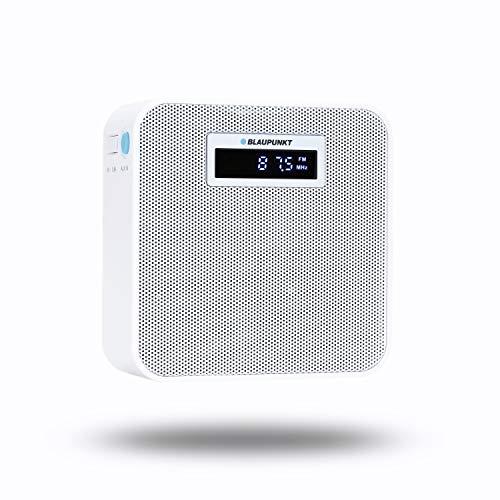 BLAUPUNKT PRB 100 Blaupunkt Steckdosenradio | Bluetooth-Streaming & Akku | USB Ladestecker & AUX IN | UKW/FM PLL Radio | Freisprecheinrichtung