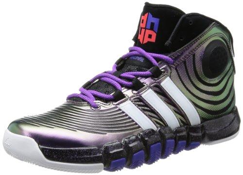 Chaussures de Basketball ADIDAS PERFORMANCE Dwight Howard 4 - blapur/runwh