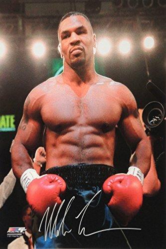 Sport Vintage Poster (Fashion Home Decor Mike Tyson Boxer Boxen Sport Seide Stoff Wand Poster Vintage 61x 91,4cm)