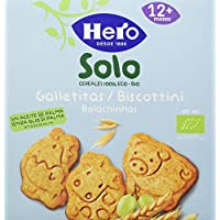Hero Galleta Animales Eco Hero Solo 100G 5U 500 g