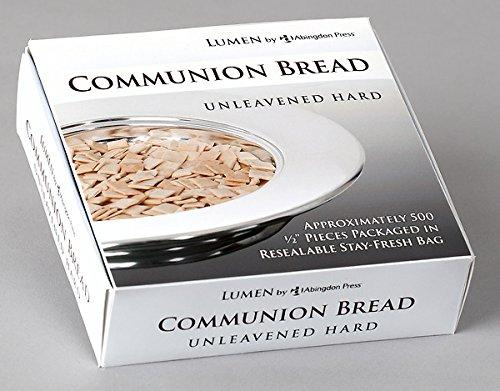 Communion Bread, Unleavened Hard: Box of 500