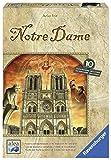 Ravensburger 26994Notre Dame: Gioco da Tavolo da strategia, celebrativo del decimo Anniversario