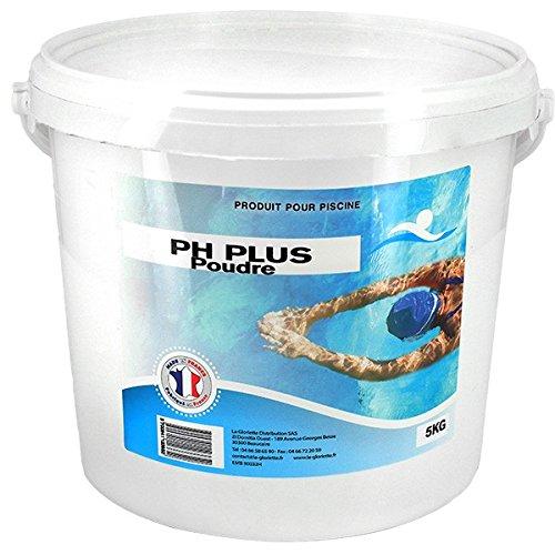 Ph Plus poudre - 5 kg de marque Swimmer - Catégorie Produits chimiques