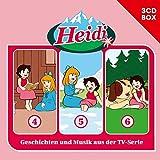 Heidi-3-CD Hörspielbox Vol.2