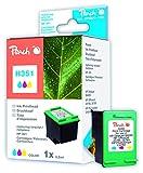 Peach Druckkopf color kompatibel zu HP No. 351, HP CB337EE
