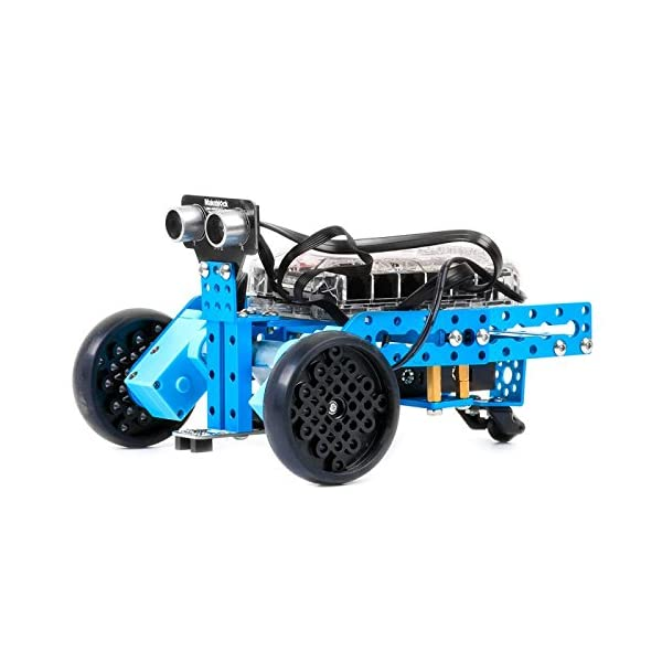 51HlyVdQEkL. SS600  - Makeblock Ranger - 3 en 1 Robótica Transformable STEM Robot Kit Educativo, Aprender Coding con Un Montón de Divertido