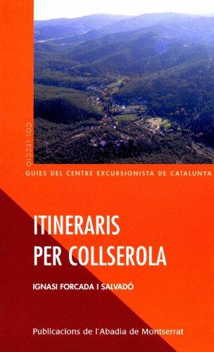 Itineraris per Collserola por Ignasi Forcada i Salvadó