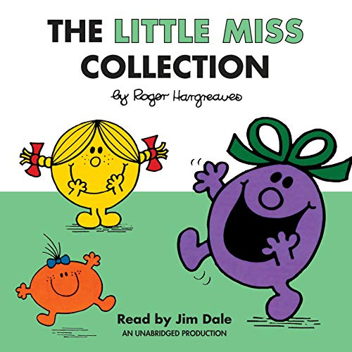 ection: Little Miss Sunshine; Little Miss Bossy; Little Miss Naughty; Little Miss Helpful; Little Miss Curious; Little Miss Birthday; and 4 more (Mr. Men and Little Miss) ()