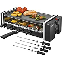 Unold GRILL AND KEBAB Contact grill Eléctrico - Barbacoa (Mesa, Negro, Rectangular, Metal)