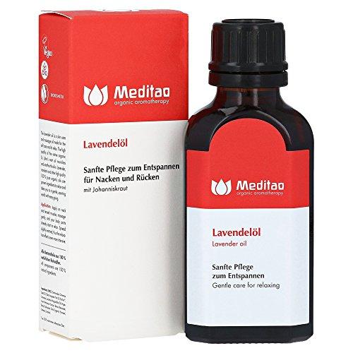 Meditao Lavendelöl, 50 ml