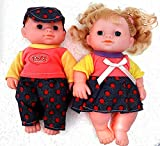 Best Girls Dolls - Babytintin Leo and Lola Beautiful Doll Set Review