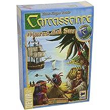 Devir - Carcassonne mares del sur, juego de mesa (BGCARSUR)