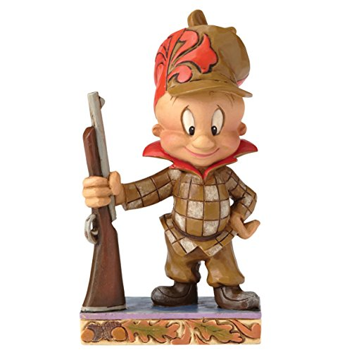 looney-tunes-por-jim-shore-happy-hunter-elmer-fudd-figura-decorativa