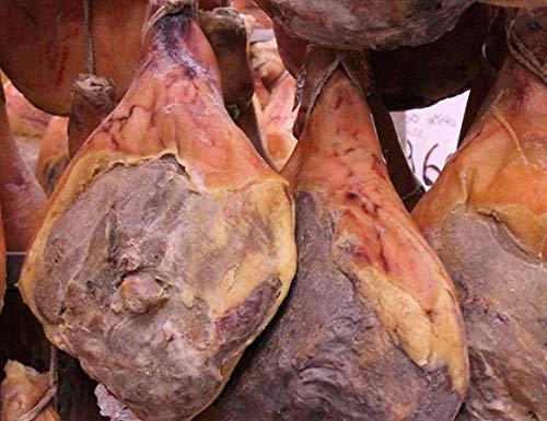 Prosciutto con osso di norcia dolce intero - 9/10kg circa