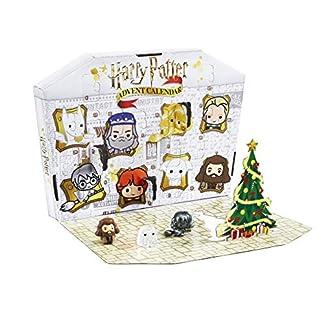 Ooshies HS78650 Harry Potter Calendario de Adviento, Mini Figuras coleccionables para niños Mayores de 5 años, Multi