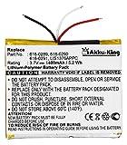 Akku-King Akku für Apple iPhone 1. Generation 4GB, 8GB, 16GB - ersetzt LIS1376 LIS1376APPC 616-0290 616-0291 - Li-Polymer 1400mAh
