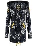 Khujo Kenya HD Women Jacket (M, black)
