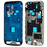 Samsung Galaxy S4 Mini i9195 Display Rahmen LCD Middle Frame Bezel inkl. Klebefolie