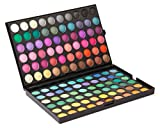 LaRoc 120 Colours Eyeshadow Eye Shadow Palette Makeup Kit Set Make Up Professional Box